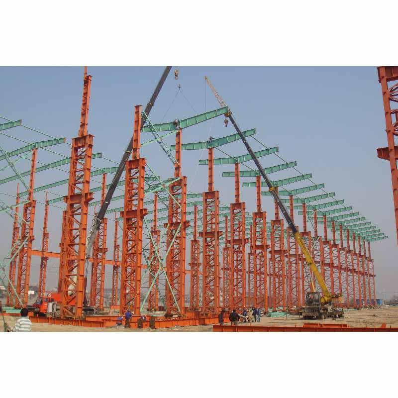 0_2-Structural Steel workshop, warehouse and storage