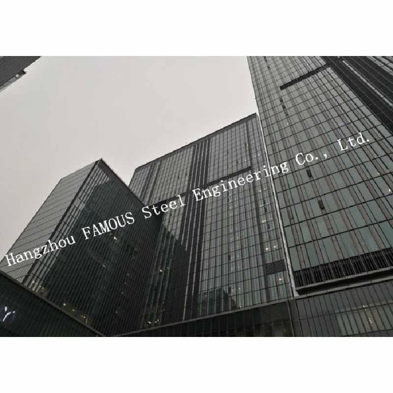 0_次图 steel frame building