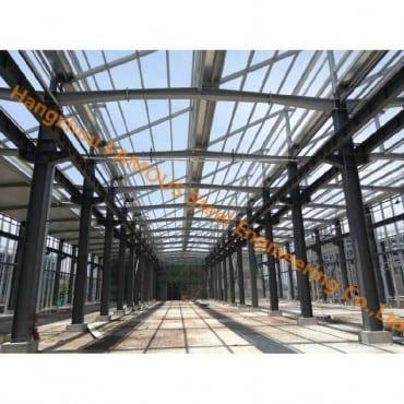 Miomio Prefabricated Steel hookahe pūnaewele, Hot hou iho i Galvanized mālama '-hana' enekinia, Building