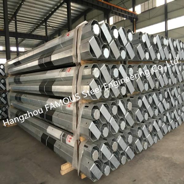 Galvanized Steel Pole 3