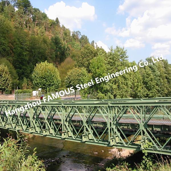 Modular steel bridges 1