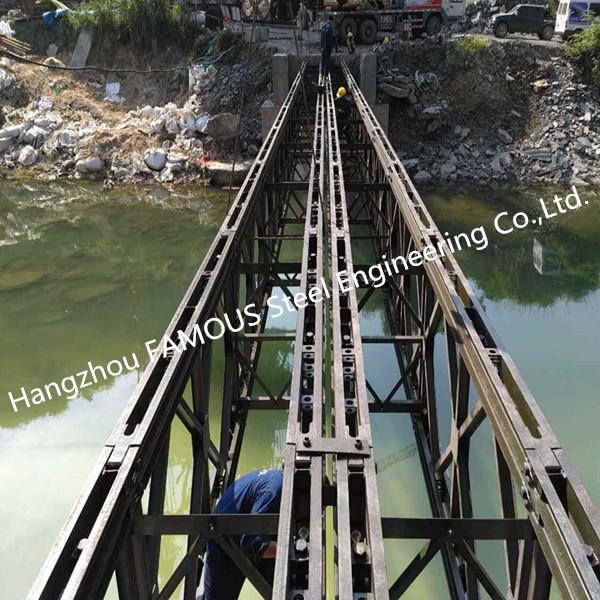 Modular steel bridges 3