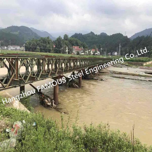 Modular steel bridges 6