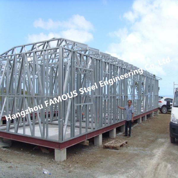 Prefab Steel Structures 1