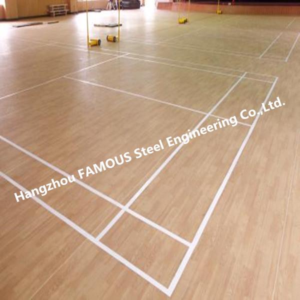 Sports Flooring 1