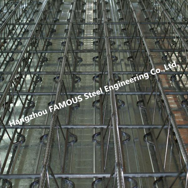 Steel Flooring Formwork 1
