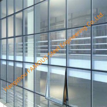 America Standard Europe Standard Glass Wall Facades
