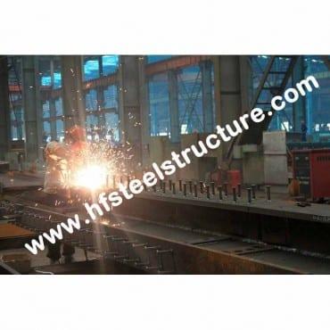 Prefab Steel Structures Fabricator