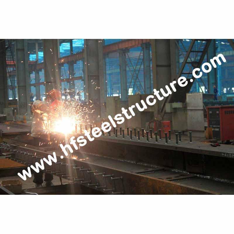 Prefab Steel z'erreechen Fabricator exzellent Bild