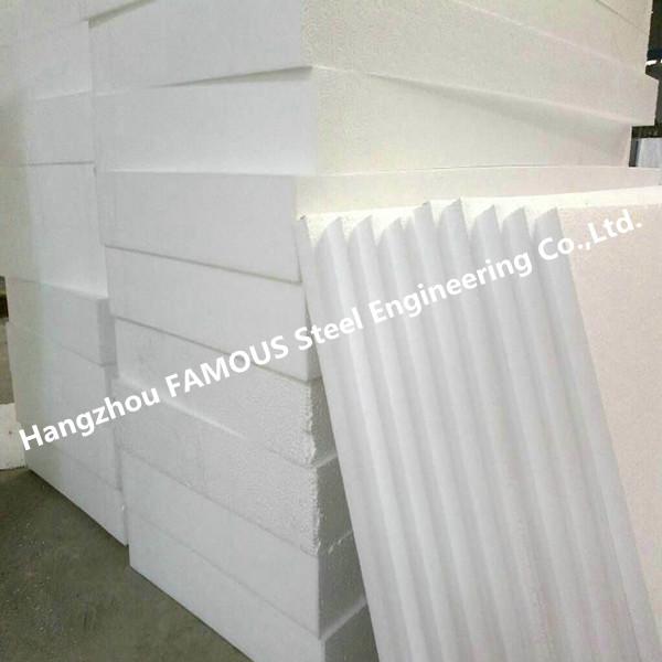 China Aluzinc Steel Coil Metal Garages - High Density EPS