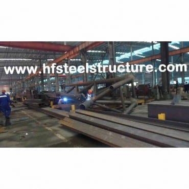 Prefab Steel z'erreechen Fabricator
