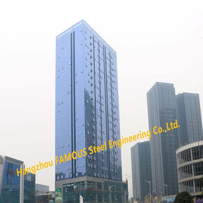 multi buildings