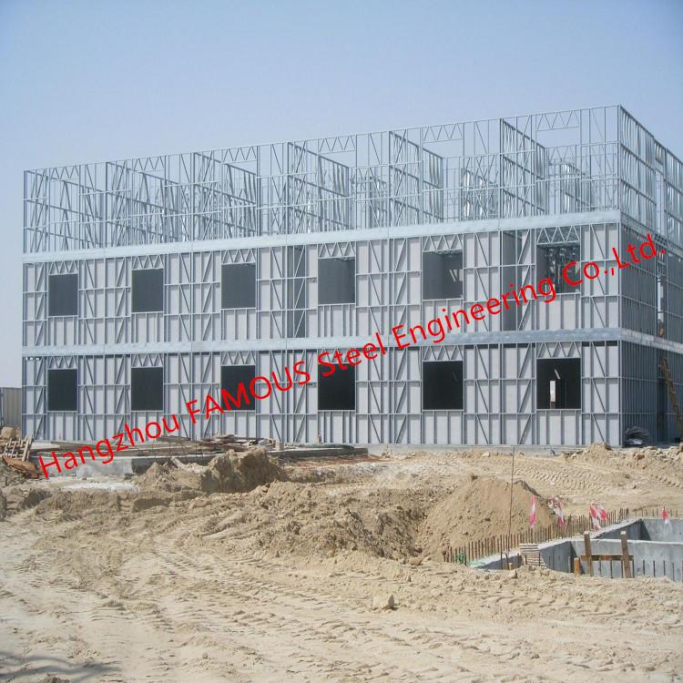 steel apartment buildings